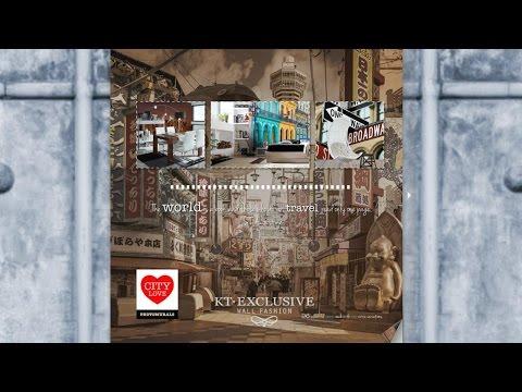 Обои KT Exclusive каталог City Love