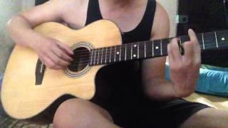 Ngày xưa em đến cover Guitar