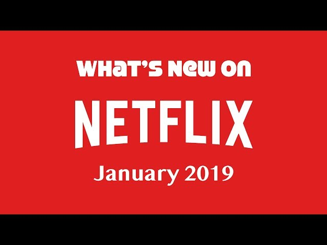 Image result for netflix jan 2019