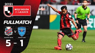ฮอกไกโด คอนซาโดเล่ ซัปโปโร VS โยโกฮาม่า เอฟซี | เจลีก 2021 | Full Match | 27.02.21