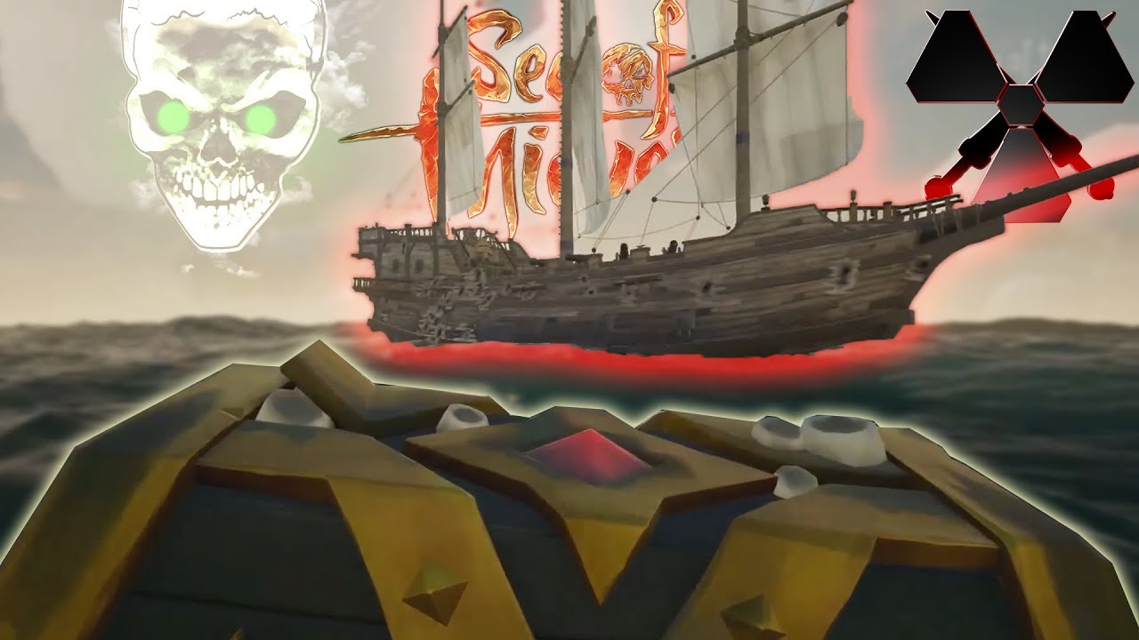 skull island sea of thieves