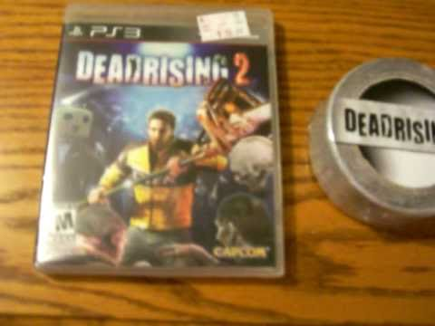 Kmart dead rising 2 $20 gaming coupon and free T-shirt.