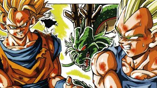 The Return of Kakarot!   Dragon Ball After   COMPLETE STORY (so far)