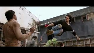 Munna Michael movie best fight scene 2
