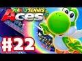 Mario Tennis Aces - Gameplay Walkthrough Part 22 - Yoshi! Online Tournament! (Nintendo Switch)