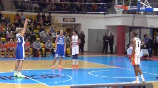 Super Cup Women 2013. UMMC vs Dynamo.