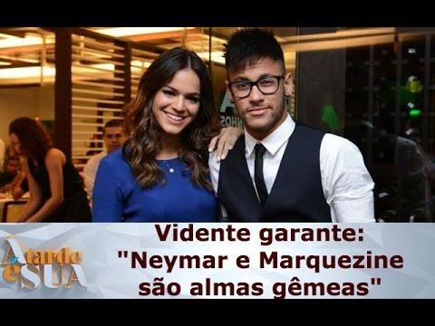 """Vidente Garante: """"Neymar E Bruna Marquezine São Almas Gêmeas"""""""
