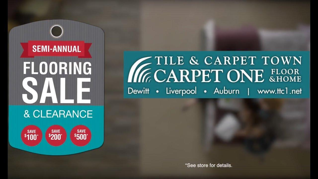 Tile Carpet Town Semi Annual 2018