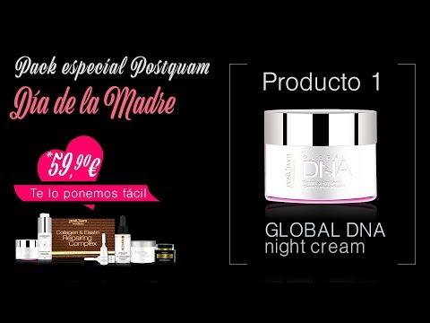 Regalo día de la Madre - PostQuam GLOBAL DNA night cream