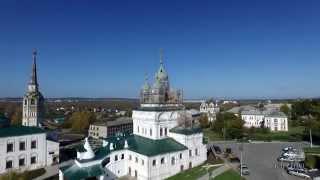 видео город Соликамск достопримечательности