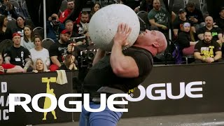 Jean-Francois Caron Making it Look Easy | Arnold Strongman Classic 2020