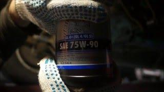 Замена масла в заднем редукторе. MERCEDES SPRINTER. объем масла, марка масла.
