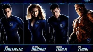 Fantastic Four Movie Game [Museum] - Horrus-la imtahan!!! [Kommentsiz][2 Player]