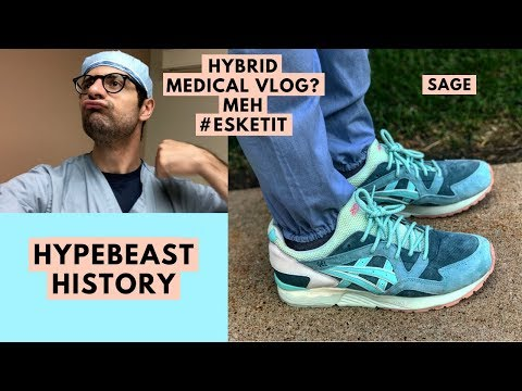 new product e6c51 50027 Sage Gel Lyte 5s Save Lives (amirite) - Thanks to Kith ...