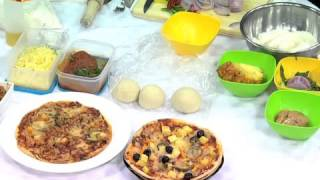 Video K24Alfajiri : Pizza Recipe with Chef Rubia download MP3, 3GP, MP4, WEBM, AVI, FLV November 2018
