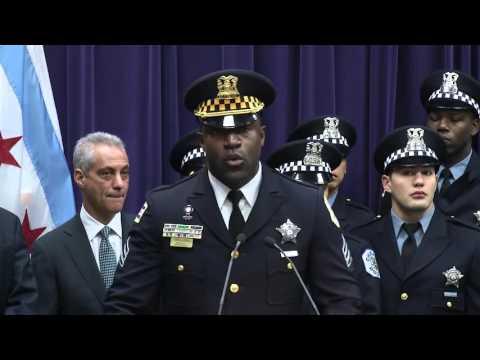 Chicago Police Department - Recruitment Campaign 2015