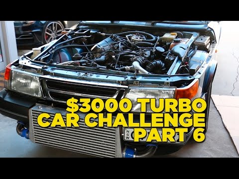 $3000 Turbo Car Challenge - Part 6