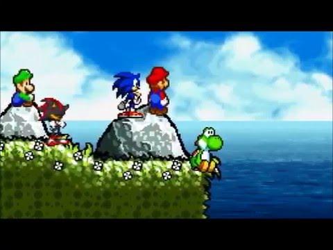 Super Mario Bros Z - AMV (Wada Kouji - Hirari)