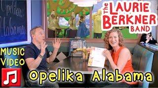 """Opelika Alabama"" by The Laurie Berkner Band (feat. Brady Rymer) - From Superhero Album"
