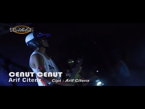 CENUT CENUT - ARIF CITENX [ OFFICIAL KARAOKE MUSIC VIDEO LIVE BALI ]