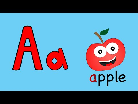 Phonics Song A-Z