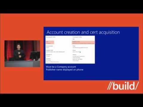 Build 2012 Windows Phone 8 Enterprise Development