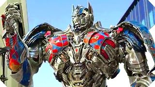 TRANSFORMERS 5 Funny Optimus Prime TRAILER (2017)