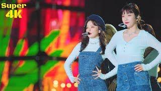 [Super 4K] 레드벨벳(Red Velvet) - 짐살라빔 (Zimzalabim) 직캠 @191011 창…