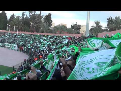 Berkane vs Raja 1 - 1 du 28-12-2014, الله يرحم زروالي