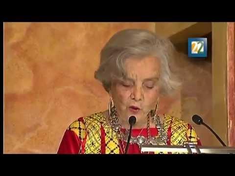 Discurso de aceptación de Elena Poniatowska del Premio Cervantes