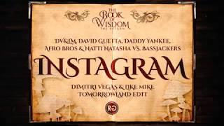 Gambar cover Instagram (Dimitri Vegas & Like Mike Tomorrowland 2019 Edit)