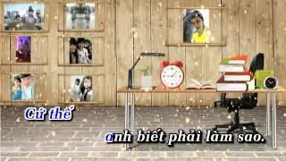 Chắc Ai Đó Sẽ Về -Sơn Tùng MTP[Karaoke](trên nền beat Because I Miss You)