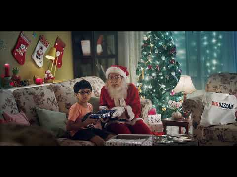 Celebrate Christmas With Big Bazaar | Har Tyohaar Mein Big Bazaar