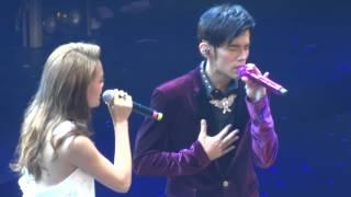 Jay Concert 魔天倫 演唱會 2013 09 15 珊瑚海 (嘉賓 容祖兒)