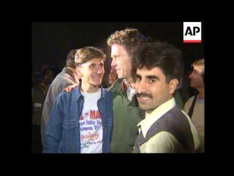 Paris Match journalist arrives in Pakistan
