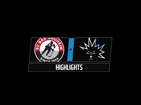DEL2 Highlights 19. Spieltag | EC Bad Nauheim vs. Dresdner Eislöwen