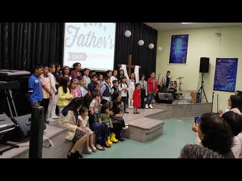 Father's day song from JIL surrey kiddoz