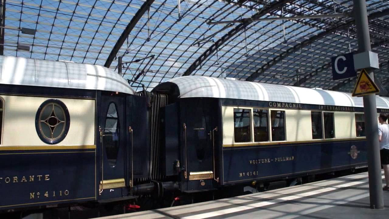 berlin hauptbahnhof venice simplon orient express youtube. Black Bedroom Furniture Sets. Home Design Ideas