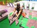 Survivor: Cagayan - Immunity Challenge:  Jacob's Ladder