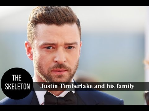 Justin Timberlake And His Family