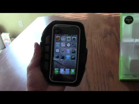 iPhone Belkin Easefit Sport Arm Band Review