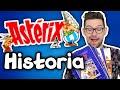 Gambar cover JAK powstał Asterix i Obelix? 💭 Od komiksu do Asterix i Obelix Misja Kleopatra