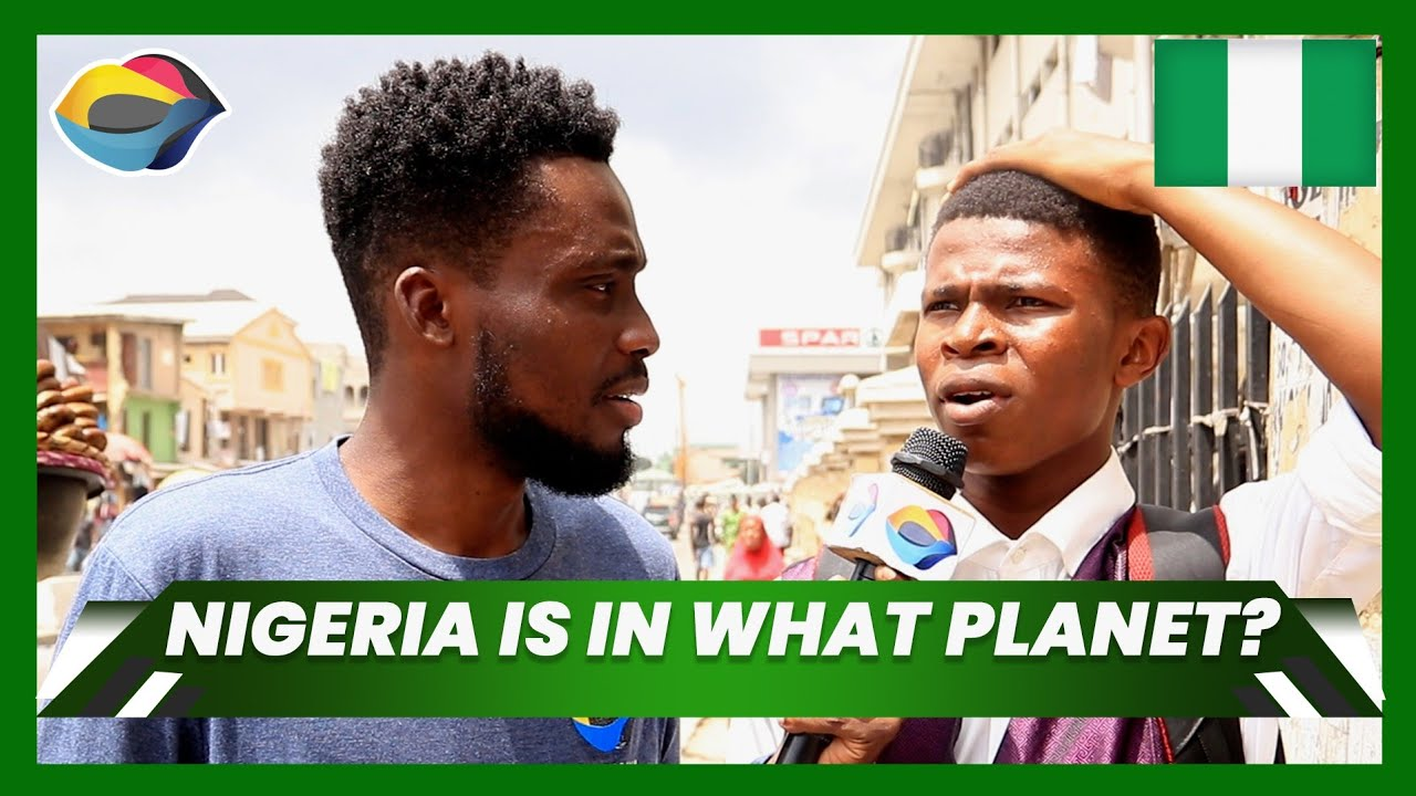 Download Nigeria is in what PLANET?   Street Quiz Nigeria (Ep. 18)   Funny African Videos  