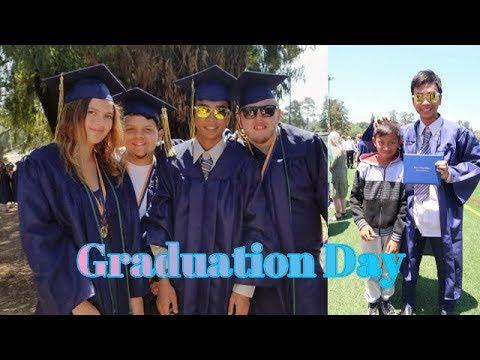 Graduation Day Vlog!! 2018 - Soquel High School