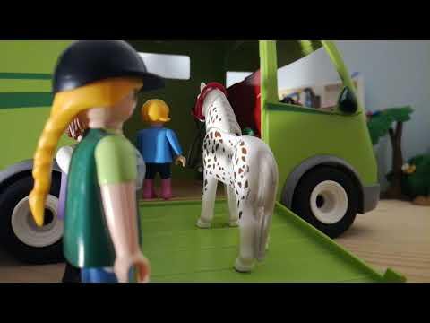 Playmobil Kurzfilm Deutsch - Das Pferde Kaufen Aus Der Sicht Des Pferdes