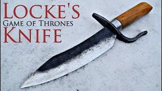 Knife Making -  Locke