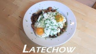Sweet Potato Hash: Latechow - Episode 19