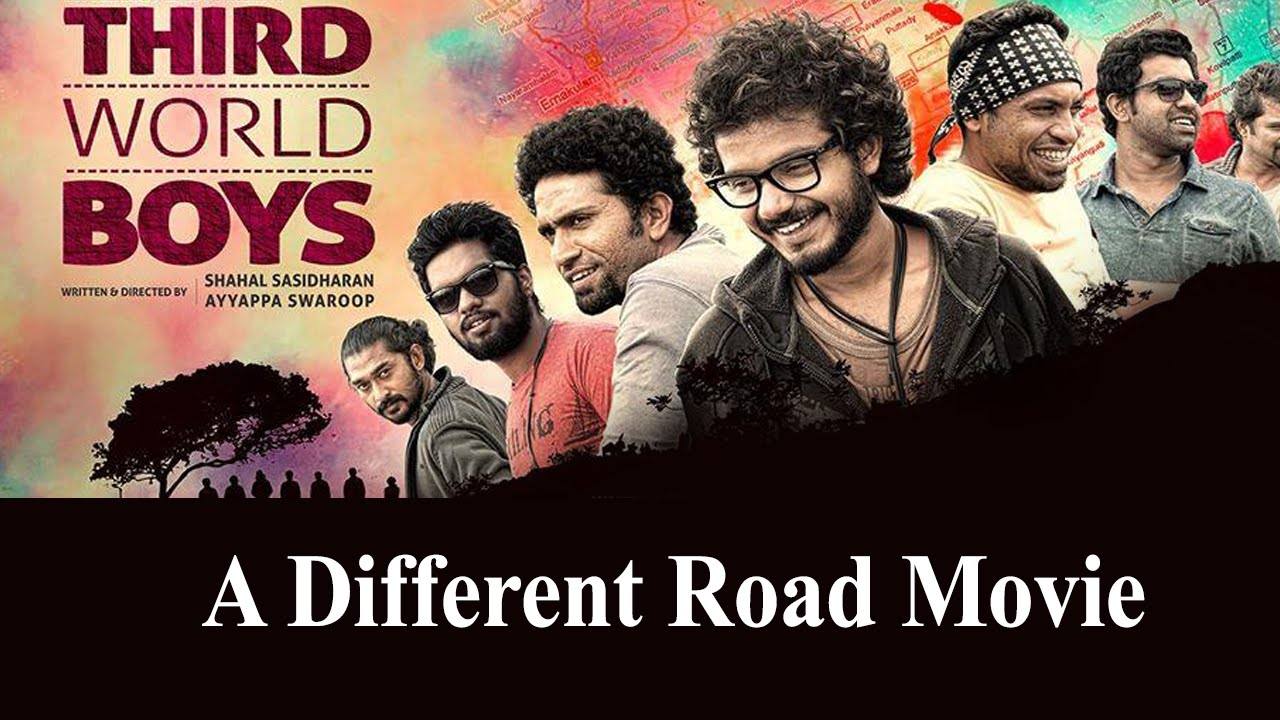 Download Third World Boys Malayalam Movie A different Road Movie