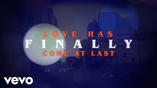 Bobby Womack, Patti LaBelle - Love Has Finally Come At Last (Lyric Video)