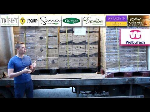 Получение контейнера лимфодренажных массажёров Welbutech Seven-Liner Zam Zam (Корея - Россия 2015)из YouTube · Длительность: 4 мин27 с